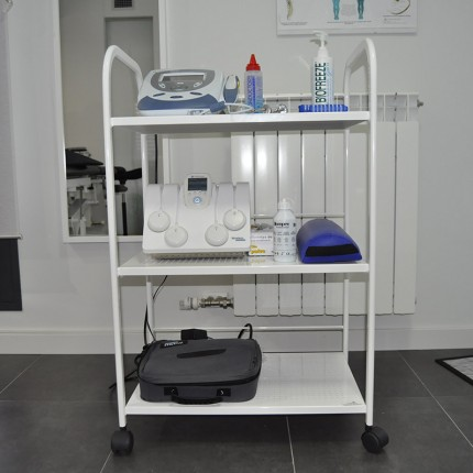Tratamiento fisioterapia: Ultrasonidos